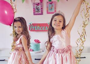 הפעלה ליום הולדת נסיכות, הפעלת ימי הולדת נסיכות